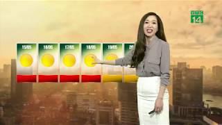 VTC14 | Thời tiết 6h 19/05/2018 | Nắng nóng suy giảm đôi chút ở miền Bắc và miền Trung