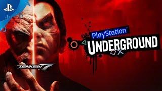 Tekken 7 - Video Gameplay da PlayStation Underground