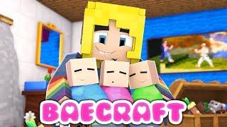 OUR NEW KIDS! | Minecraft Baecraft Ep 23