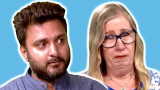 Catfish Sumit Tells Jenny His Big Secret & Breaks Her Heart - 90 Day Fiancé
