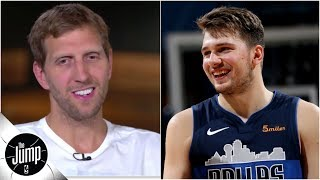 Dirk Nowitzki: Luka Doncic is more savvy than I was at that age   The Jump