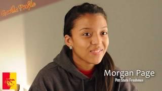 'Gorilla Profile - Morgan Page