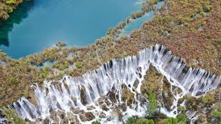 Live: China's widest waterfall – Ep. 3 九寨诺日朗瀑布如银河飞泻