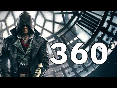 Assassin's Creed in 360 Degrees