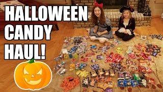 Halloween Candy Haul 2018!  Biggest Haul Yet!