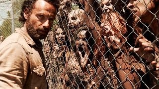 The Walking Dead Season 4 (30 Days Without an Accident, Infected) Review