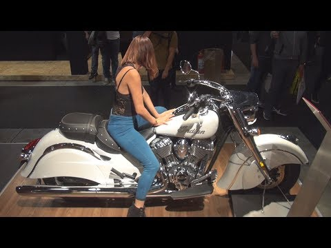@IndianMotorcycle #Chief Classic (2017) Exterior and Interior in 3D