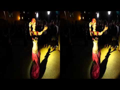 Fat Chance Belly Dance Performs @ Yerba Buena Night 2015 (YT3D:Enable=True)