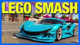 Forza Horizon 4 LEGO Let's Play : Smashing LEGO To BITS... (Part 8)