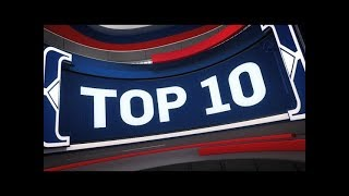NBA Top 10 Plays of the Night | February 8, 2019