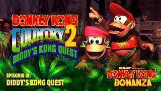 Donkey Kong Country 2: Diddy's Kong Quest - Donkey Kong Bonanza