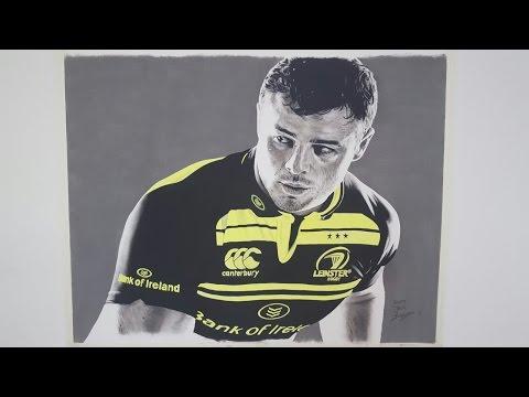 Leinster Vapodri + Alt Pro Kids Jersey