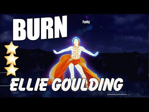 Burn - Ellie Goulding || Just Dance 2015 || Cool music for dancing !