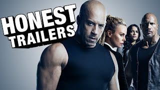 Honest Trailers - Fate of The Furious