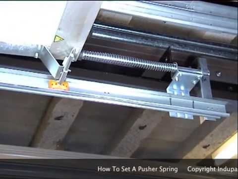 How To Set A Pusher Spring
