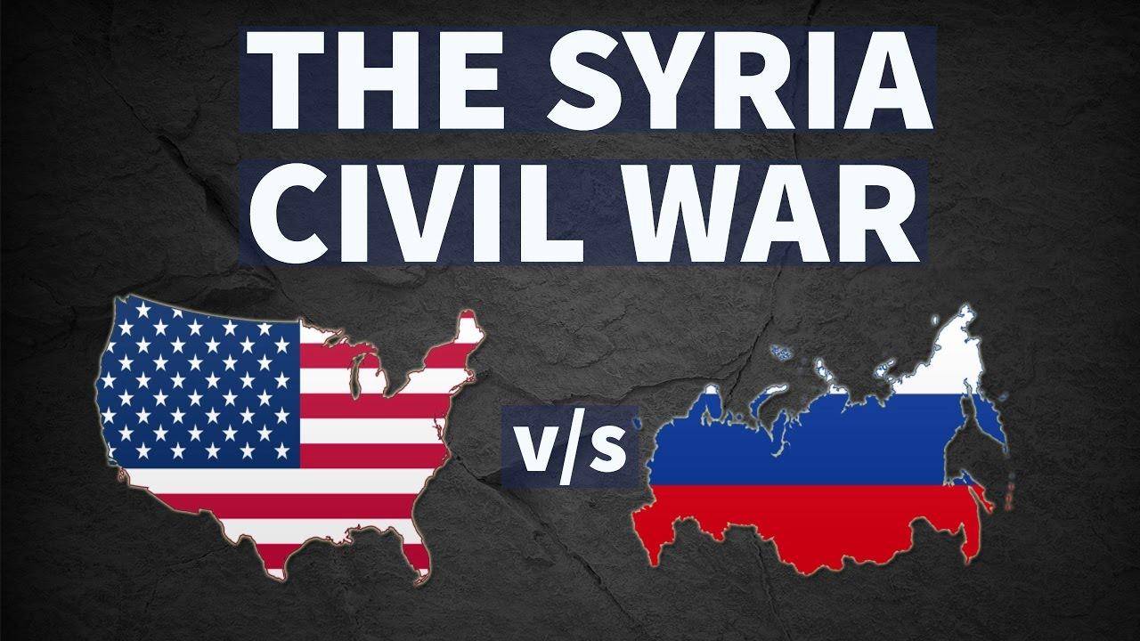 The Syrian War, Battle for Mosul & Aleppo - अमरीका और रूस के बीच घमासान -  UPSC/IAS/PSC