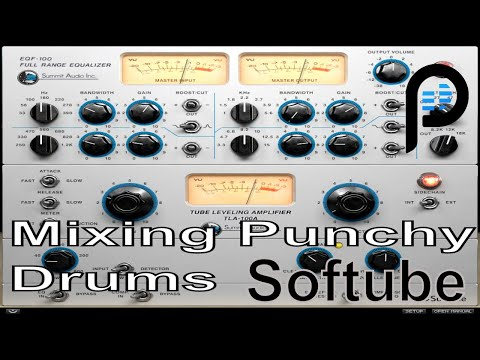 How to Mix Punchy Drums