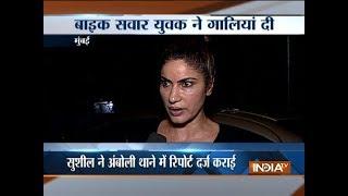 Mumbai: TV actress Susheel Jangira falls prey to road rage