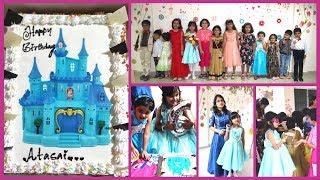 Vlog #70 : My Daughter's 6th Birthday Party Celebration