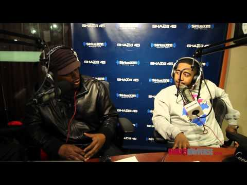 Baixar Omarion Sings In-Studio and Speaks on Touring with B2K on Sway in the Morning
