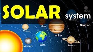 Stars and Solar System CBSE Class VI Social Science | The Solar System