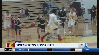 Davenport Vs. Ferris State