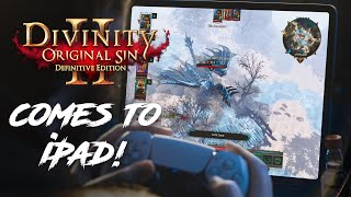 Divinity: Original Sin 2 launches on iPad