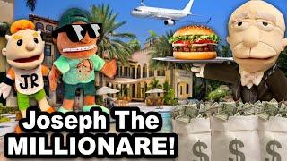 SML Movie: Joseph The Millionaire!
