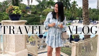 TRAVEL VLOG + CHANEL REVEAL - Come with me to Florida | LuxMommy