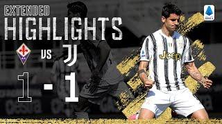 Fiorentina 1-1 Juventus | Alvaro Morata decisivo dalla panchina! | EXTENDED Highlights