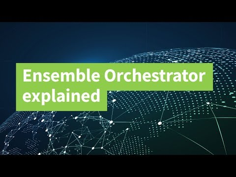 Ensemble Orchestrator Explained