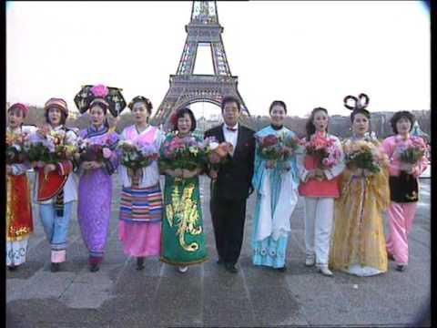 1995-01-30 难忘今宵:杨澜,费翔,张明敏,奚秀兰春节祝福