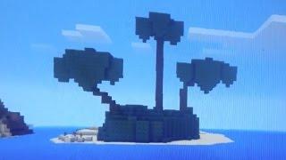 SpongeBob Squarepants: Bikini Atoll - Minecraft version