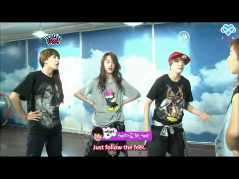 [HeartfxSubs] Hello f(x) - Episode 4 Part 1 (ENG)