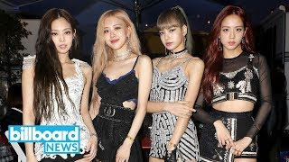 """Blackpink Perform """"Kill This Love"""" and Play Game of """"Flinch"""" on 'Late Late Show' 