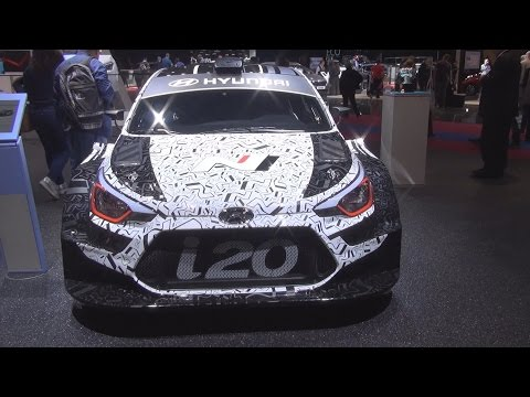 @Hyundai @HMSGOfficial i20 WRC (2017) Exterior and Interior in 3D