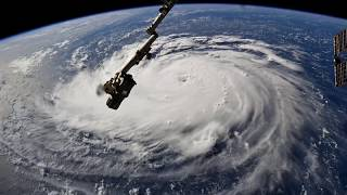 Wow. Hurricane Florence From Space