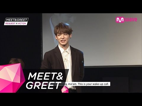 [MEET&GREET] VICTON`s 7 Different Wake Up Calls