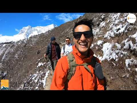 Everest Base Camp trek video