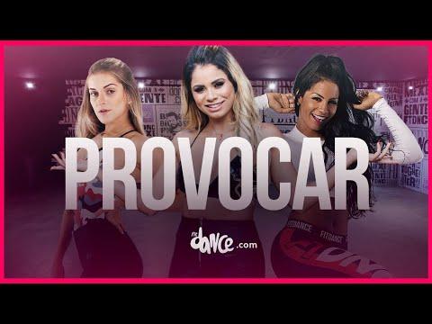Provocar - Lexa ft. Gloria Groove | FitDance TV (Coreografia) Dance Video