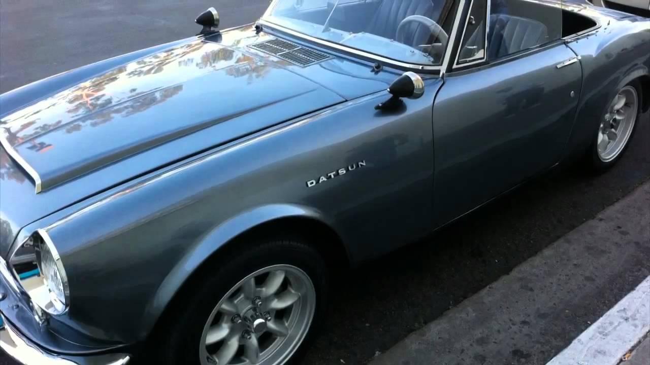Datsun Fairlady 2000 [1969] SR311 The808Kine The808Kine on YouTube