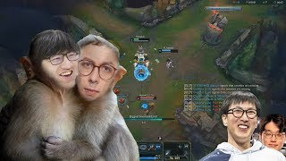 Rush and Jensen funny moments #3 | Monkeys reunited Ft Doublelift and CoreJJ