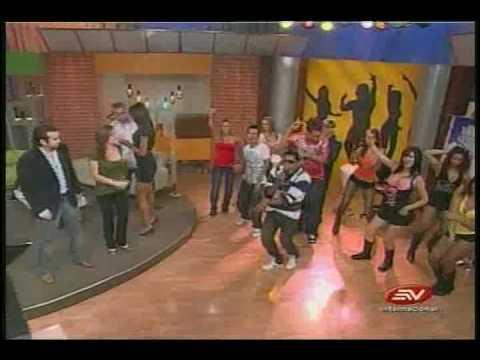 Muevelo Mr Music crew ( En Contacto  ECUAVISA ) Contratos 099465883