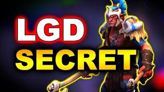 SECRET vs PSG.LGD - SUPER GAME - ONE Esports SINGAPORE MAJOR DOTA 2