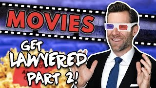 Real Lawyer vs. Movie Lawyer | Lawyer Reacts to A Few Good Men, 12 Angry Men, & Erin Brockovich