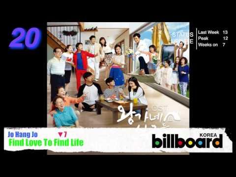 [Dec 4th 2013] Billboard Korea K-POP Hot100 Top50