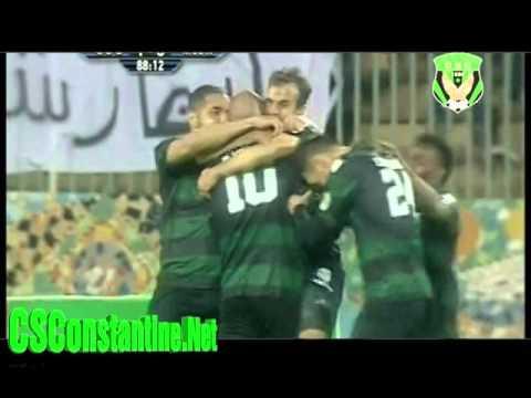 CSC 1 - Misr El Maqasa 0 : But de Meghni Mourad