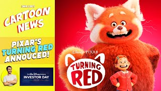 Disney Pixar's TURNING RED - New 2022 Movie Announced & Detailed
