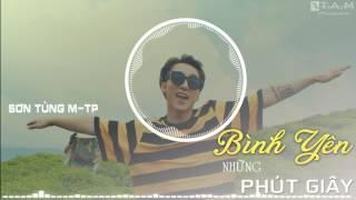 Bình Yên Những Phút Giây | Official Audio | Sơn Tùng M-TP