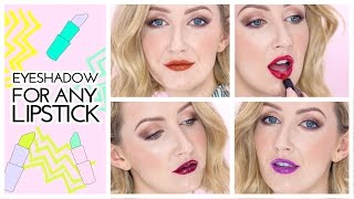 Makeup For ANY Lipstick  'No Brainer Makeup'   Sharon Farrell